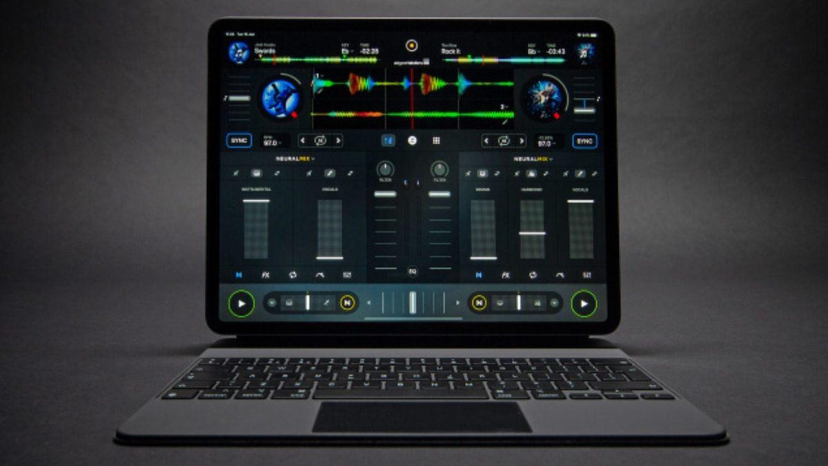 Neural Mix, la nueva app de Djay Pro que usa Inteligencia Artiificial para crar música