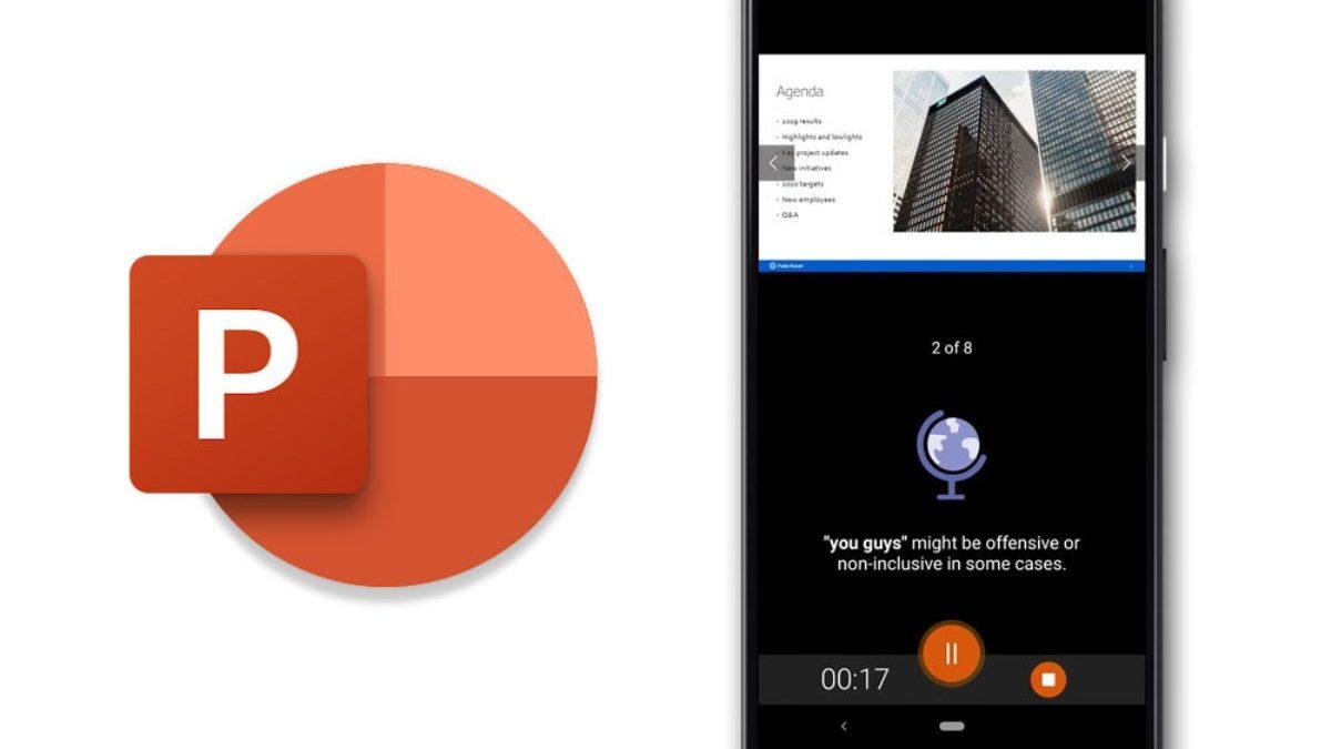 PowerPoint Presenter Coach, la app de Microsoft para ayudarte a ganar confianza al realizar presentaciones en pùblico