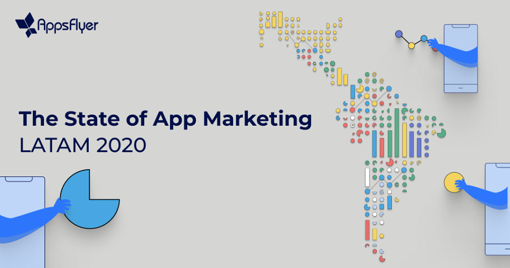 México y Brasil lideran crecimiento en instalaciones, uso e ingresos de aplicaciones móviles en Latinoamérica