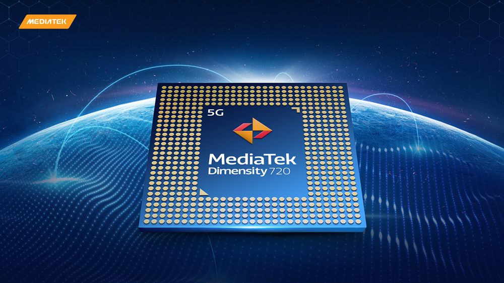 Dimensity 720: Nuevo chip 5G de MediaTek para experiencias Premium 5G en smartphones de nivel medio
