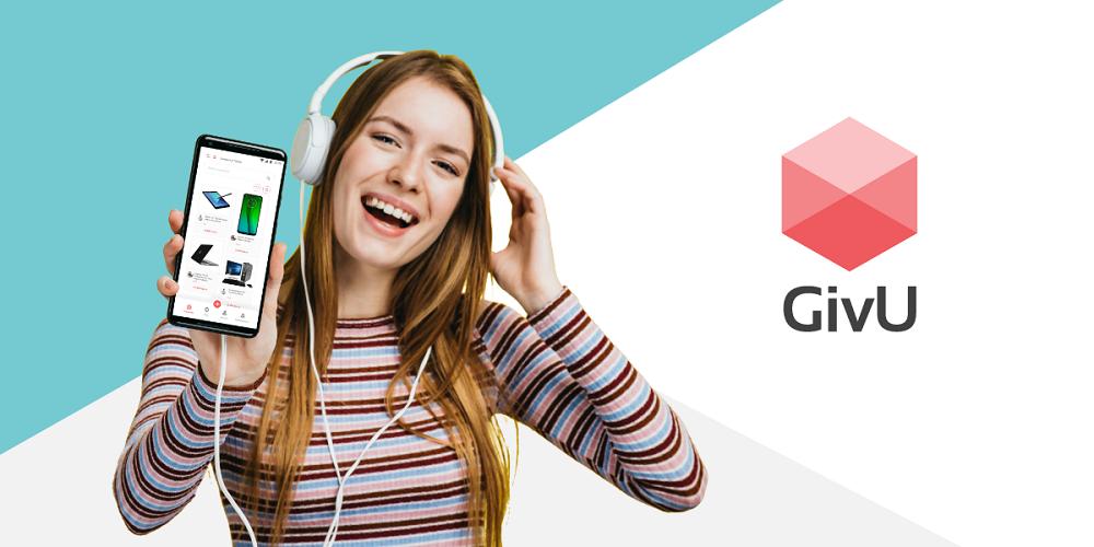 GivU: La plataforma en la que puedes comprar sin dinero