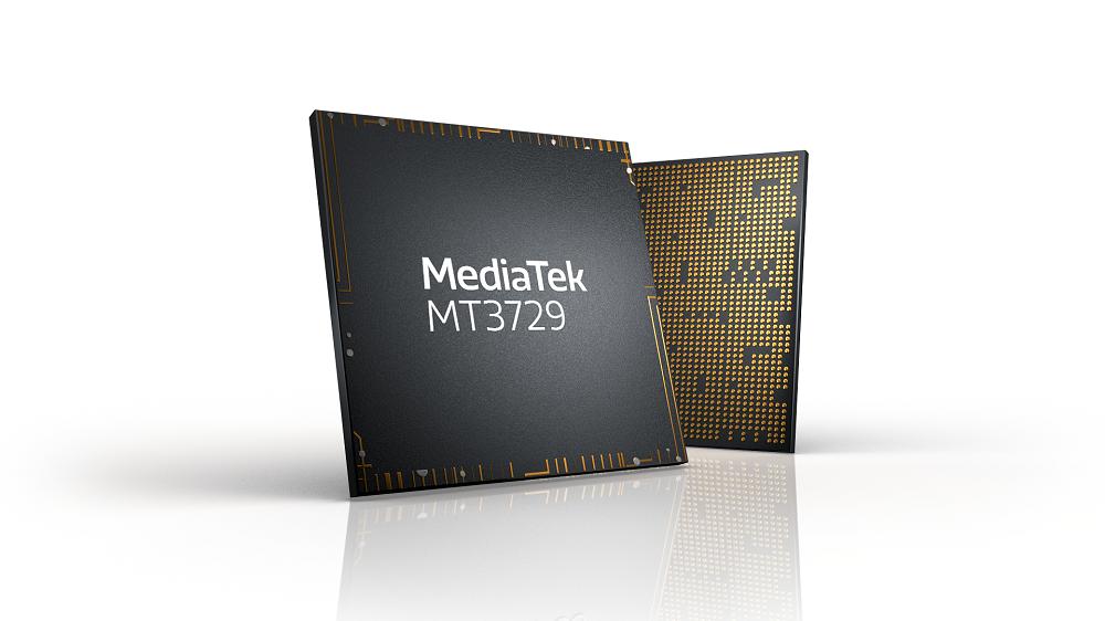 MediaTek amplía su familia MT3729 diseñados para centros de datos e infraestructura 5G