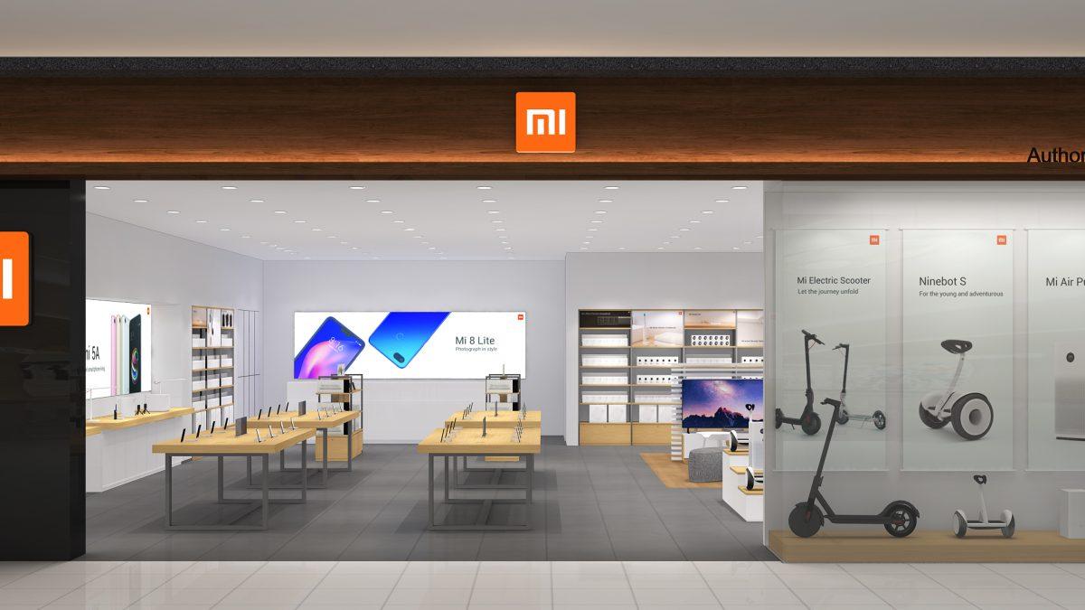 Xiaomi se prepara para la reapertura de las Mi Stores