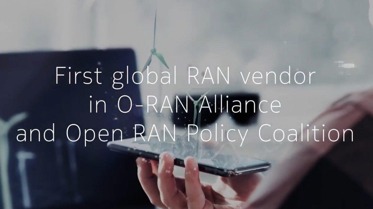Nokia acelera la adopción de Open RAN, tomando el liderazgo del ecosistema móvil abierto del futuro