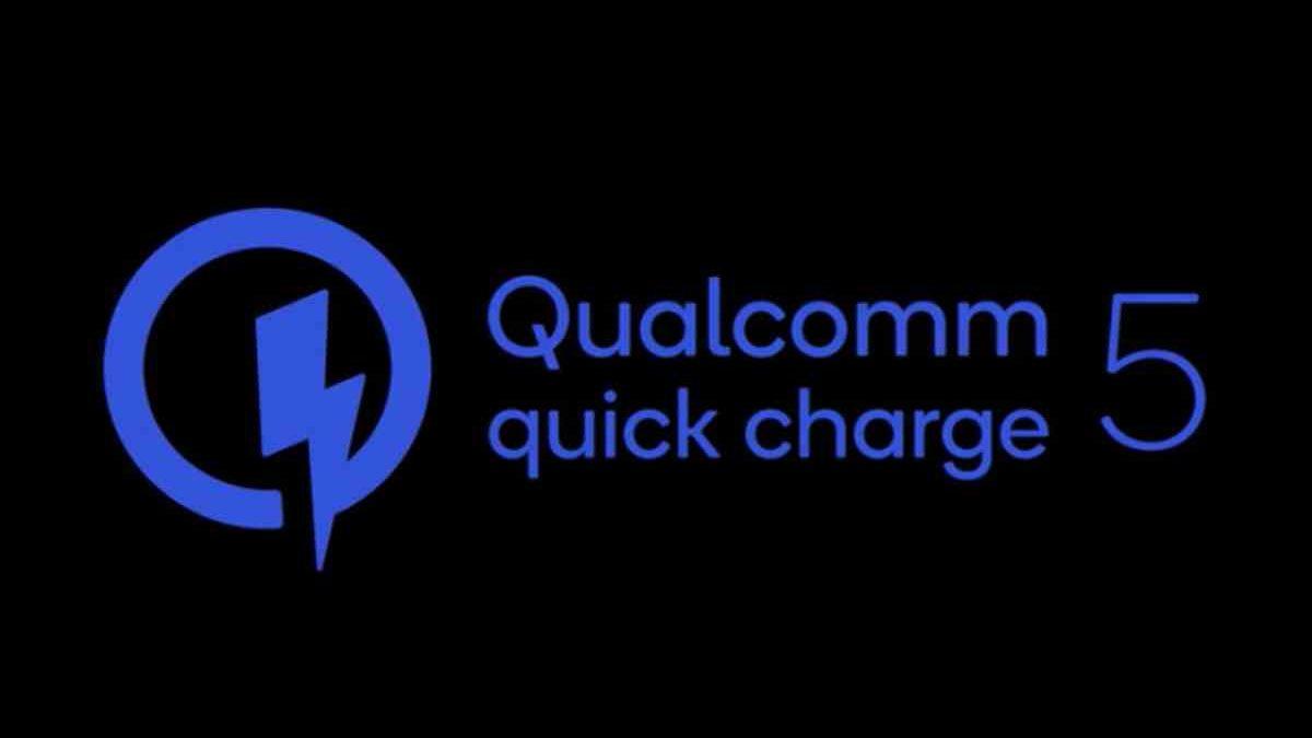 Quick Charge 5 podrá cargar al 100% tu dispositivo en 15 minutos