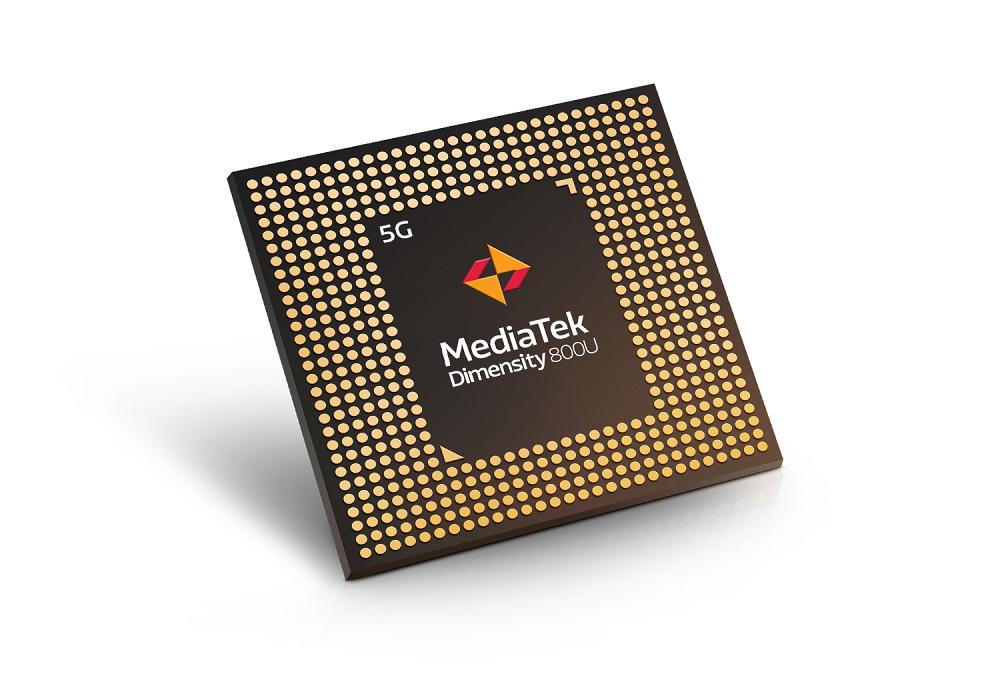 MediaTek presenta SoC 5G, Dimensity 800U para ultra conectividad y tecnología avanzada 5G Dual SIM