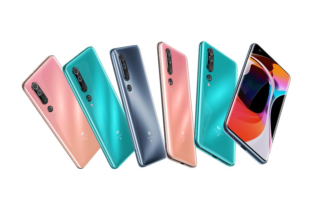 Xiaomi anuncia el lanzamientodel Mi 10 en México