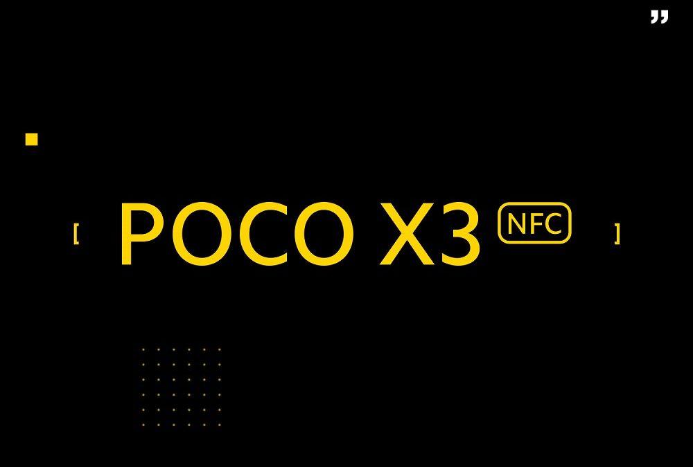 POCO lanza en México el POCO X3 NFC