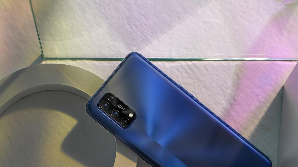 realme llega a México presentando el smartphone realme 7 Pro, la evolución de la carga rápida de 65W
