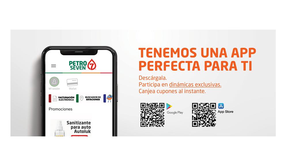 Petro Seven apuesta a la transformación digital con la AppPetro Seven