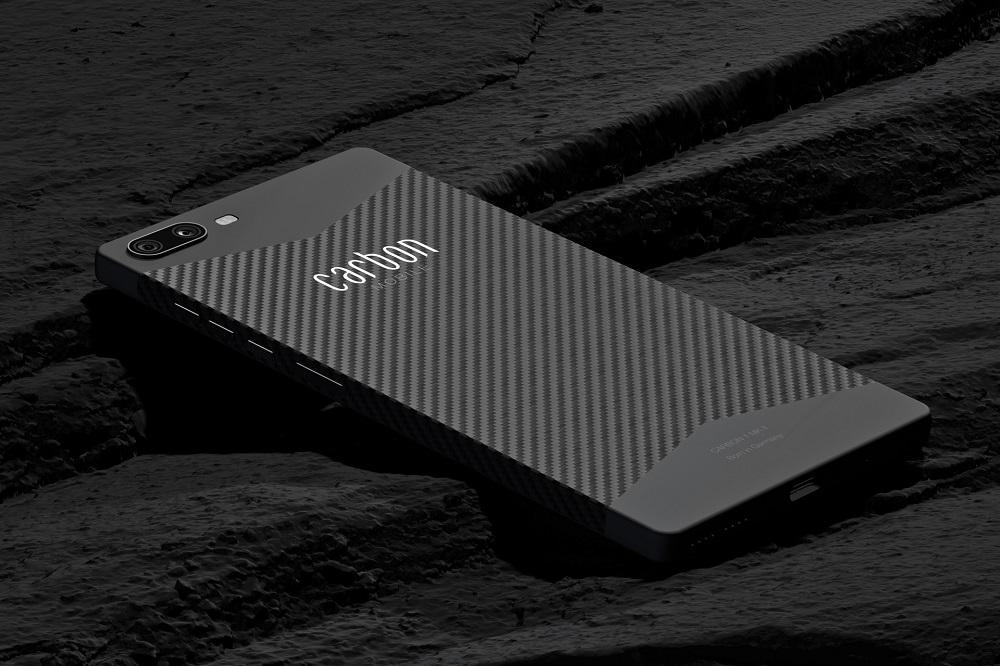 Se desarrolla en Alemania Carbon 1 MK II, el primer teléfono inteligente de fibra de carbono del mundo