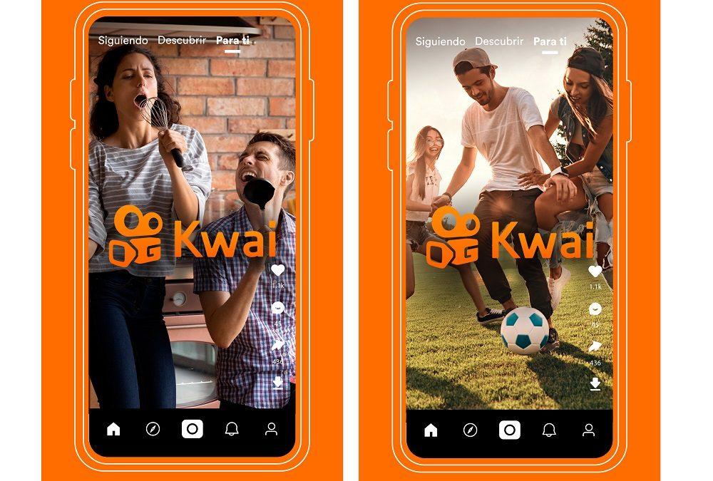 Kwai llega a México para explotar la creatividad de millones de usuarios y ofrecer una plataforma cercana y divertida