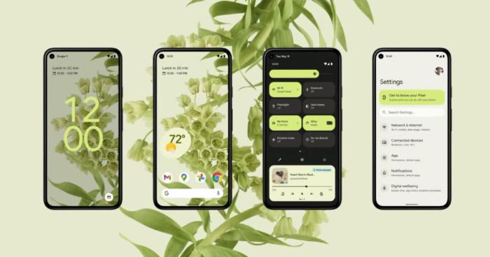 Conoce todas las novedades de Android 12 presentadas en el Google I/O 2021