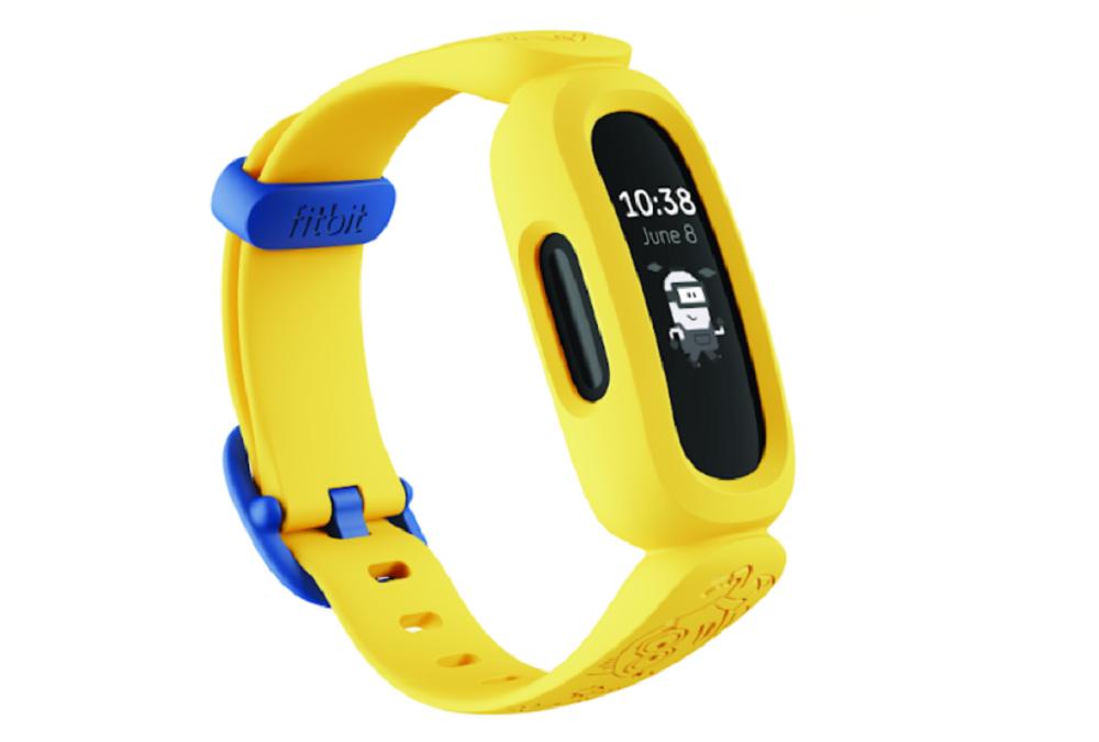 Fitbit presenta ACE 3 EDICIÓN ESPECIAL: MINIONS, el más reciente dispositivo de actividad y sueño para niños