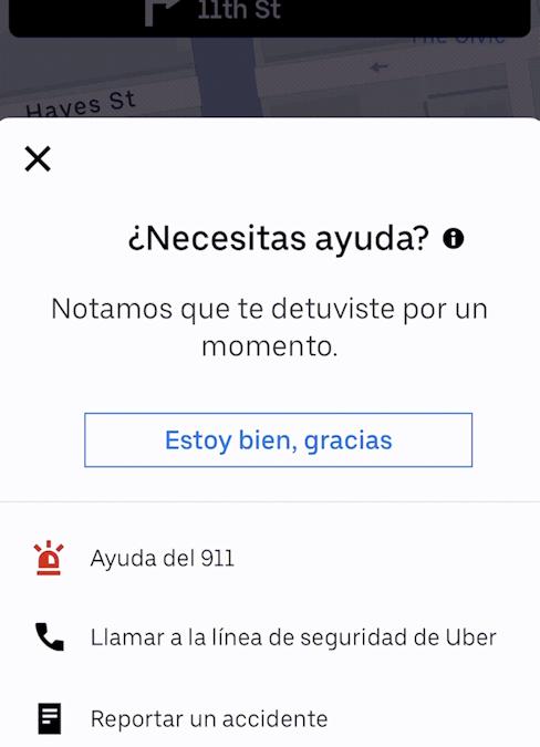 Uber Eats anuncia detección de anomalías, nueva tecnología para promover seguridad de socios repartidores en la Ciudad de México